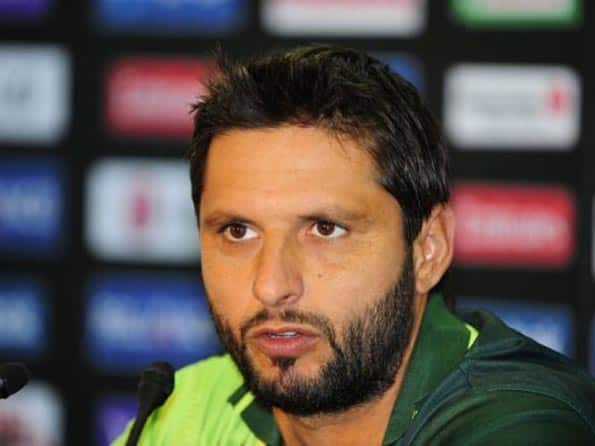 Afridi vows to make international comeback