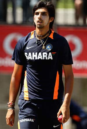 Ankle surgery rules Ishant Sharma out of IPL 5