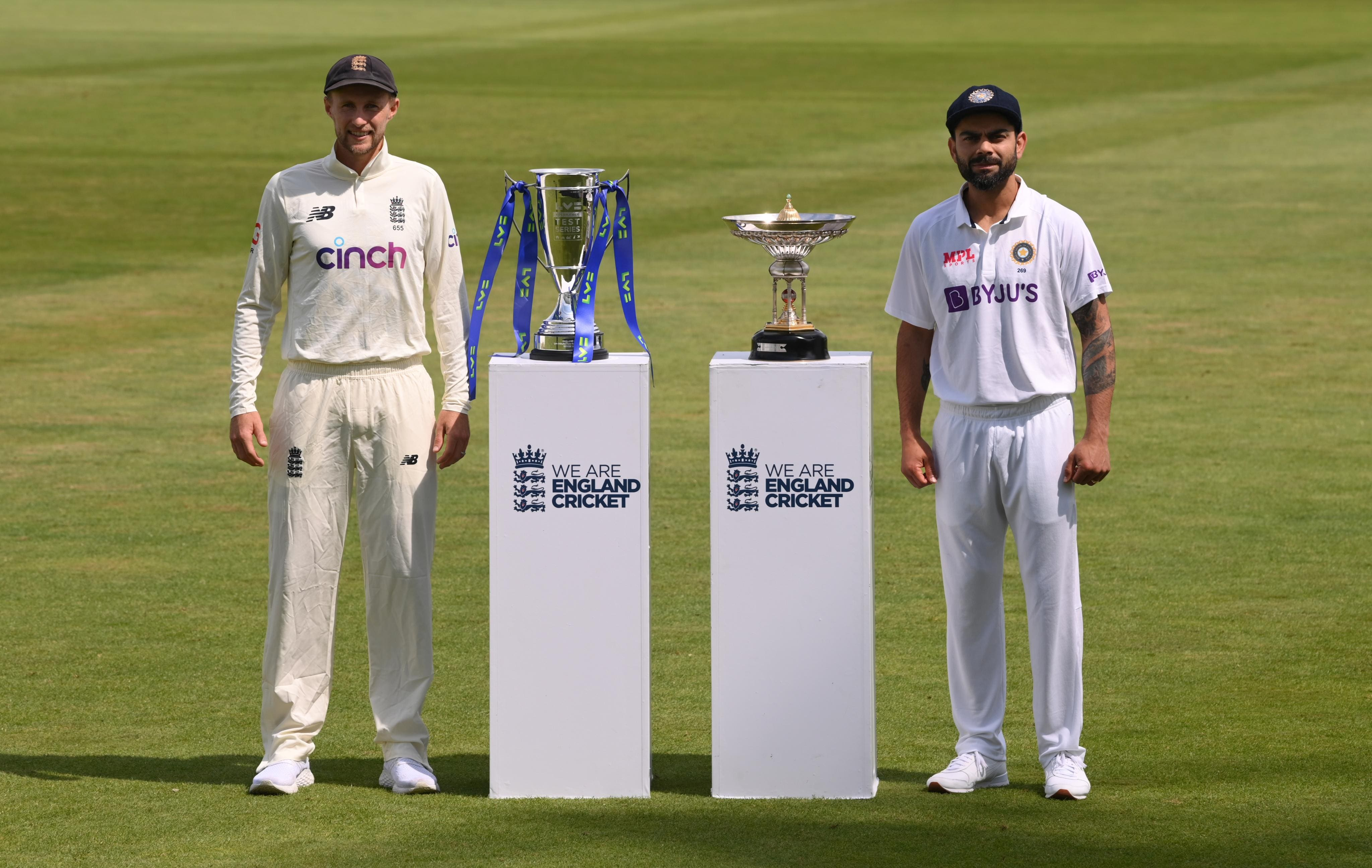 India in England,  2021
