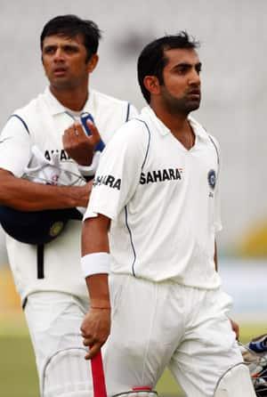 Dravid hails Gambhir's appointment as captain