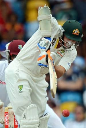 Australia win toss, elect to bat in second Test against West Indies at Port of Spain