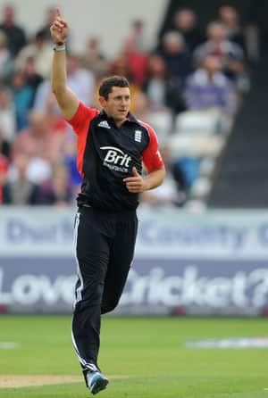Bowling in India different than England: Bresnan