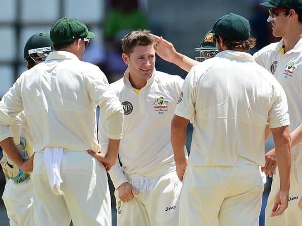 Live Cricket Score: West Indies vs Australia, 3rd Test match at dominica - day five