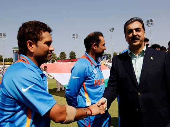 Ensure no power cuts during India-Pakistan Asia Cup tie: Gilani