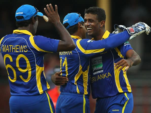 Live Cricket Score Australia vs Sri Lanka 6th ODI at Sydney: Sri Lanka need 152 to win