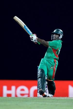 ICC World T20 2012: Mushfiqur Rahim heaps praise on Bangladesh star Shakib-Al-Hasan