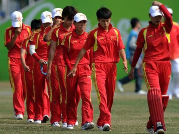 China cricket coach confident of women team's success