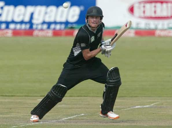 Rob Nicol's maiden ton guides New Zealand to crushing win