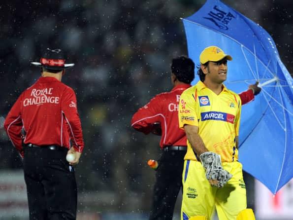IPL 2012: Chennai skipper MS Dhoni not impressed with team's batting
