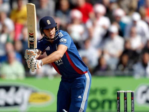 ICC World T20 2012: Alex Hales half-century helps England post huge total against Australia