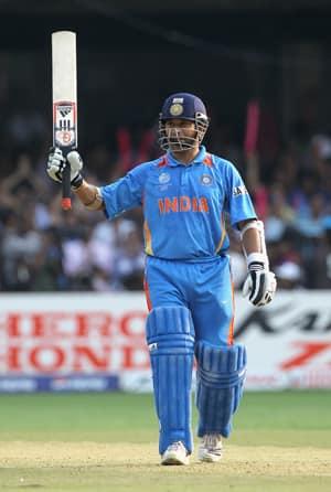 Tendulkar slams 47th ODI ton as India take control
