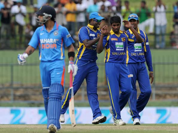 Sri Lanka win toss, elect to field in one-off T20 against India at Pallekele