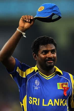 Muralitharan reported to join Wellington provincial side