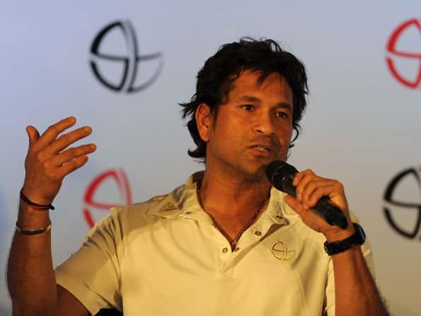 Sachin Tendulkar indicates playing cricket till 45