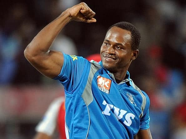IPL 2012: Pune Warriors' Marlon Samuels reported for suspect bowling action