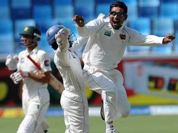 Pakistan take 164-run lead against Sri Lanka in the second Test