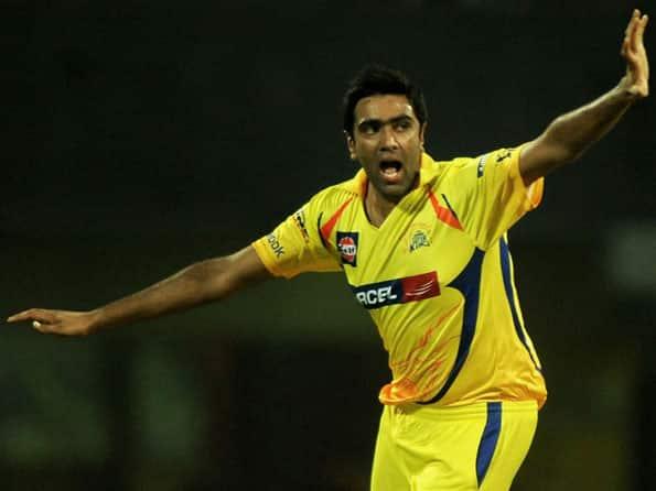 IPL 2012: CSK spinner Ashwin fined five percent of match fee