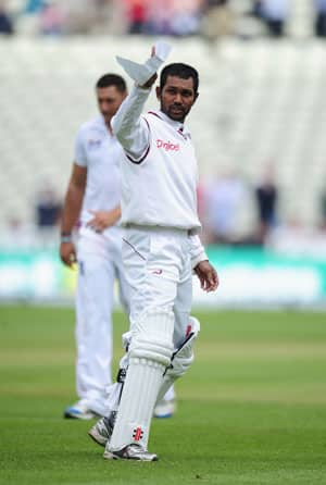 Denesh Ramdin fined by ICC for controversial jibe