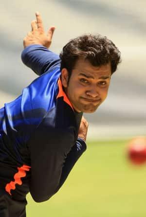 Rohit Sharma included in Mumbai squad for Vijay Hazare Trophy