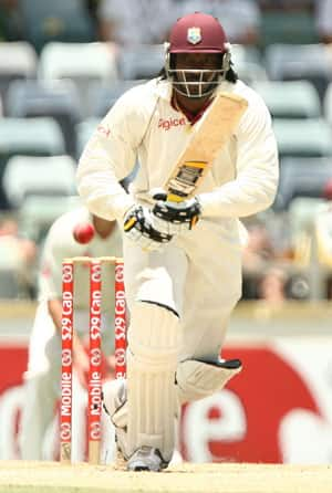 Gayle to meet WICB officials