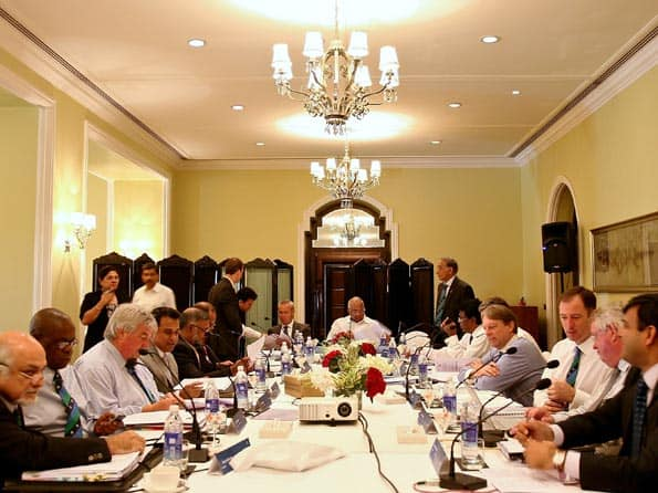 Pakistan to oppose end of rotational policy in ICC meeting