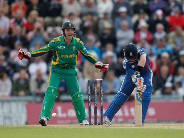 South Africa dethrone England at the top of ICC ODI rankings