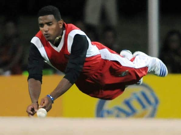 West Indies recall Samuel Badree for T20 series against New Zealand