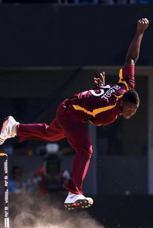 Andre Russell helps West Indies thump New Zealand in first ODI