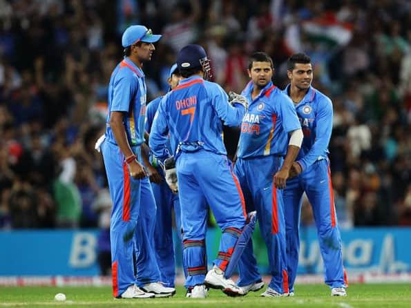 Live Cricket Score India vs Australia, second T20 match at MCG