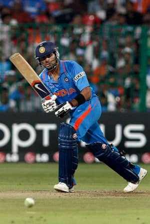 Kohli continues to occupy No. 3 position in ICC ODI rankings