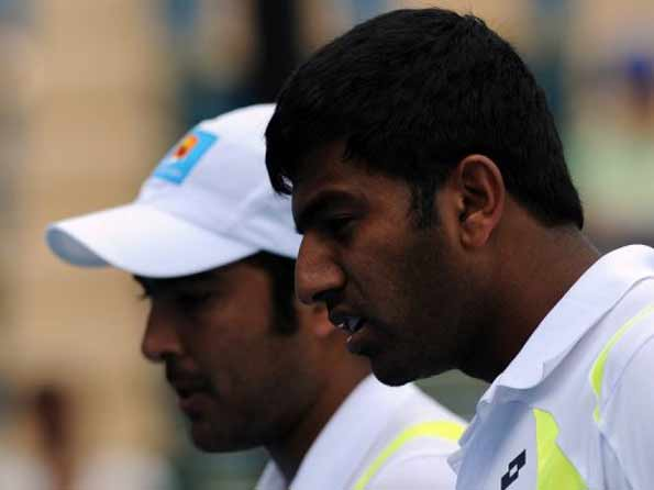 Partners Bopanna, Qureshi divided by India-Pakistan contest