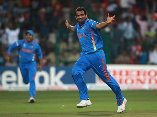 ICC T20 World Cup 2012: Fit Zaheer Khan key to India's success, says Wasim Akram