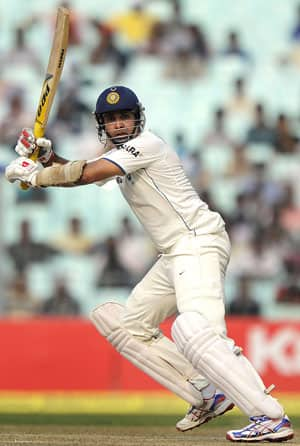VVS Laxman slams ton for Hyderabad in Shafi Darashah Trophy