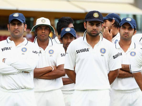 India languish at fourth spot in ICC Test rankings