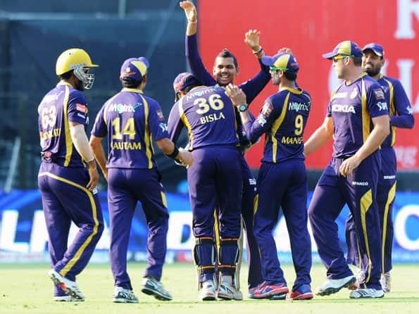 Kings XI Punjab reduced to paltry score as Narine grabs five