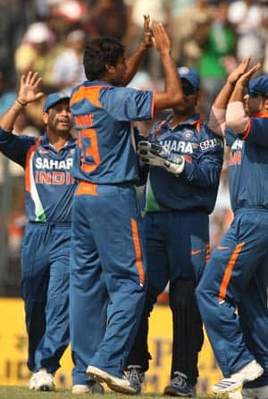 India's ODI ranking dips by one spot
