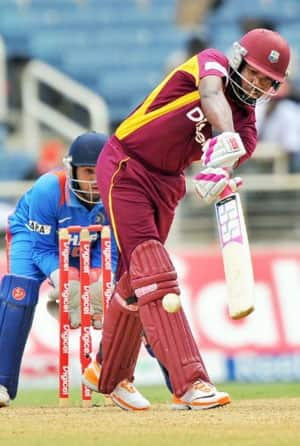 West Indies stroll to easy win over India