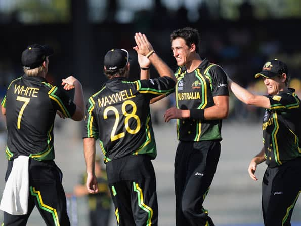 ICC World T20 2012: Pakistan outplayed us, says George Bailey