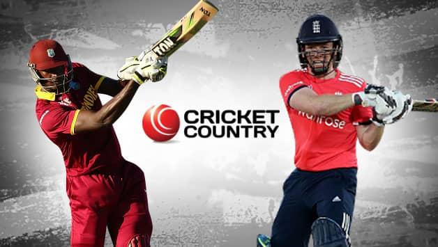 West Indies vs England 2017