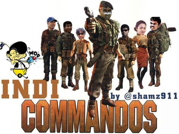 Kochi IPL franchise christened 'Indi Commandos'