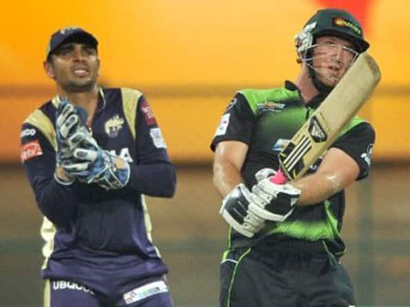 Warriors set 156-run target for Kolkata Knight Riders