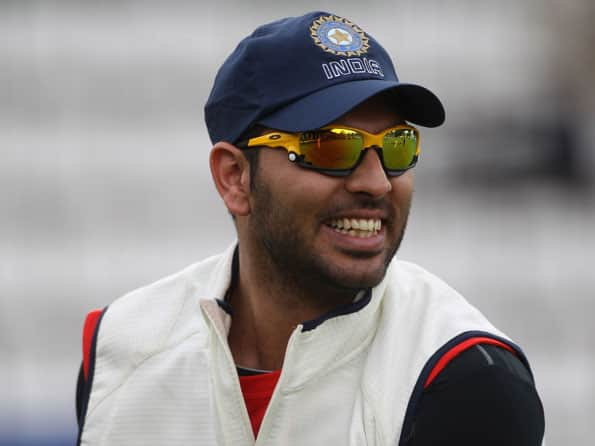 I am fit and raring to go: Yuvraj Singh