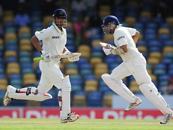 Things become easier batting with VVS Laxman: Rahul Dravid