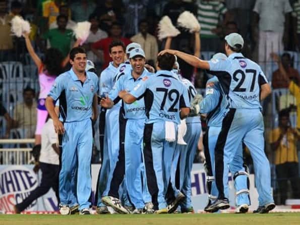 Live Score CLT20: Mumbai Indians vs New South Wales Blues