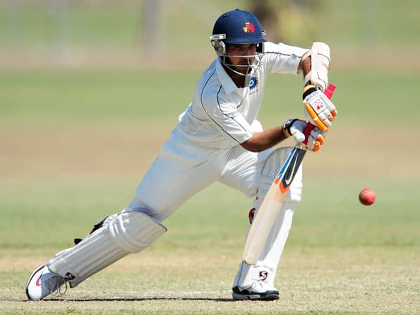 Rahane, Dhawan centuries propel Rest of India to 400 for 3