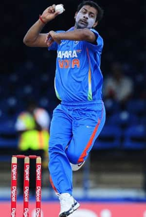 Injury rules out Praveen Kumar from first ODI