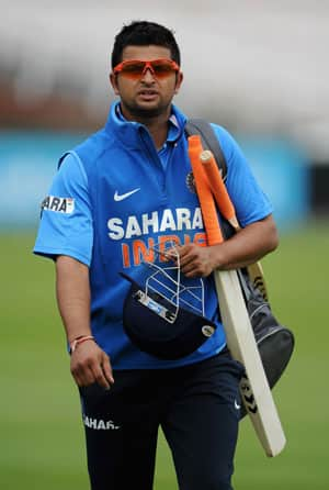 We'll show England what we are at home: Suresh Raina