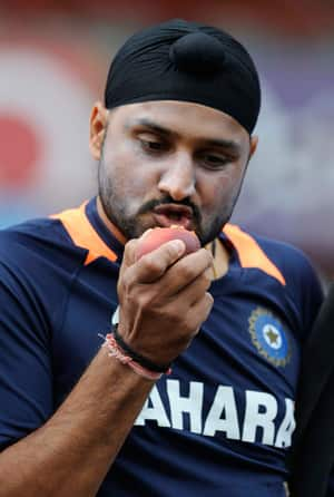 Selectors overlook Harbhajan Singh for the second Test
