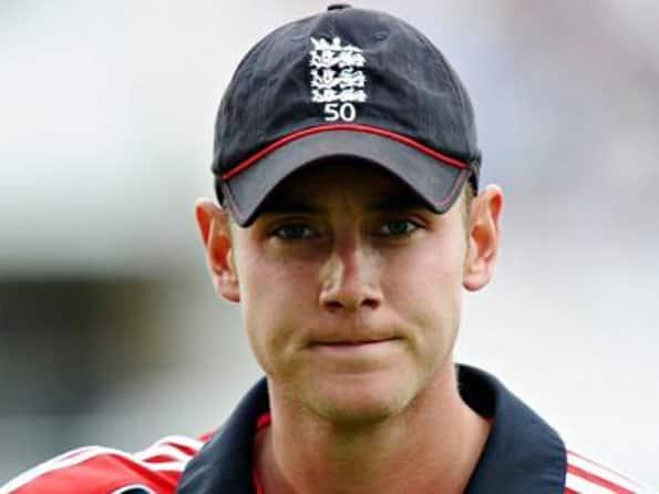 Stuart Broad targets India T20 game for return
