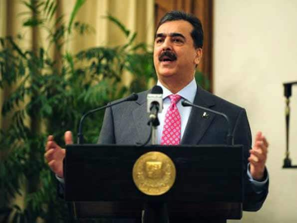 My visit will help improve relations with India: Pakistan PM